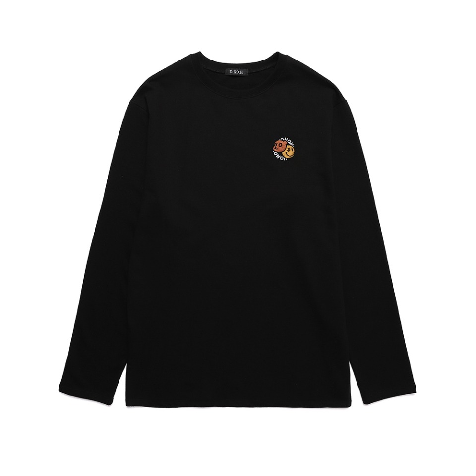 DXOH X UNION LOGO LONG SLEEVE